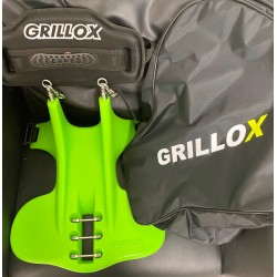 Grillox verde completa